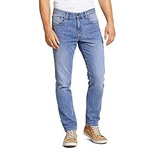 Eddie Bauer Men's Flex Jeans – Straight Fit