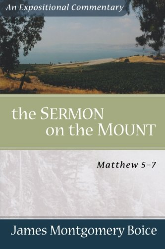 Image of The Sermon on the Mount: Matthew 5-7 (Expositional Commentary)