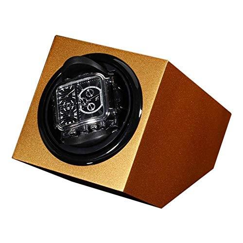 CCAN Scatola di visualizzazione della Scatola dell'orologio dell'agitatore dell'orologio Scatola di immagazzinaggio dell'orologio di Moda per Oggetti di Scena da Tavolo Singolo