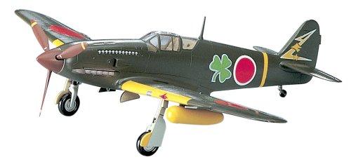 ハセガワ 1/72 日本陸軍 川崎 三式戦闘機 飛燕 プラモデル A3