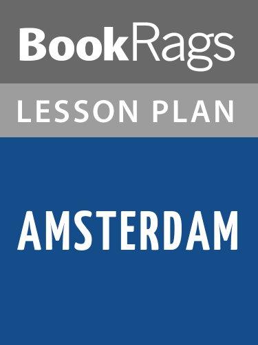 Amazon Com Lesson Plan Amsterdam By Ian Mcewan Ebook Bookrags Kindle Store