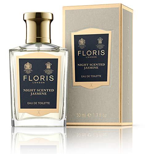 Floris London Night Scented Jasmine Eau de Toilette, 50 ml