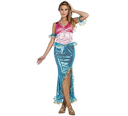 Car&Gus Disfraz de Sirena para Mujer