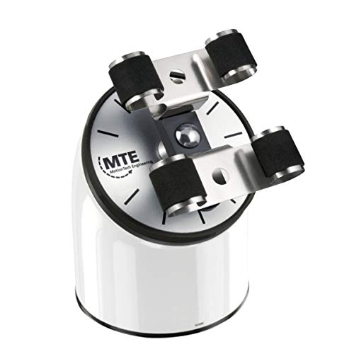 MTE Uhrenbeweger WTA 220 ICE-WHITE für 2 Uhren - Hergestellt in Deutschland
