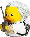 Pato de baño coleccionable - Figura Tubbz Regreso al futuro - Figura Doctor Brown │ Figura coleccionable Regreso al futuro - Producto con licencia oficial
