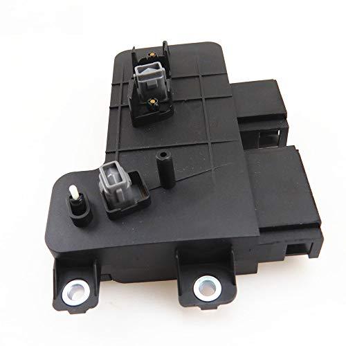 Interruptor de Ajuste de Asiento Derecho Delantero para VW Golf MK5 MK6 Plus Jetta 5 Passat B6 TT RS3 RS4 RS6 TTRS A3 A4 A6 8E0 959 748 A (Color : Black)