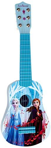 LEXIBOOK K200Z mi Primera Coches y Despicable Me y Elena Avalor y Frozen Guitarra–21