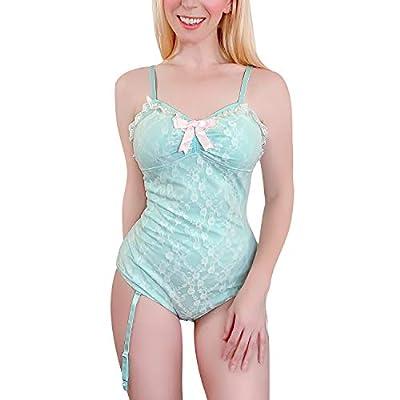 Littleforbig Cotton Baby Doll Romper Onesie Pajamas Bodysuit 2XL Blue