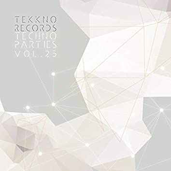 Techno Parties Vol.25