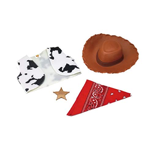Price comparison product image Woody Accessory Kit Toddler Costume Set