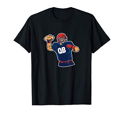 Quaterback - Schönes Geschenk für Football Spieler T-Shirt