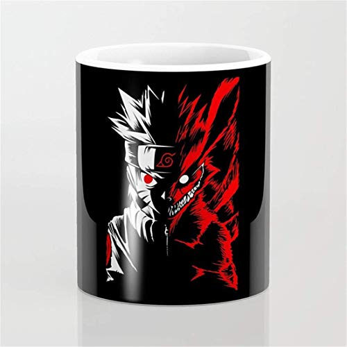 Naruto - Taza de café, diseño de anime