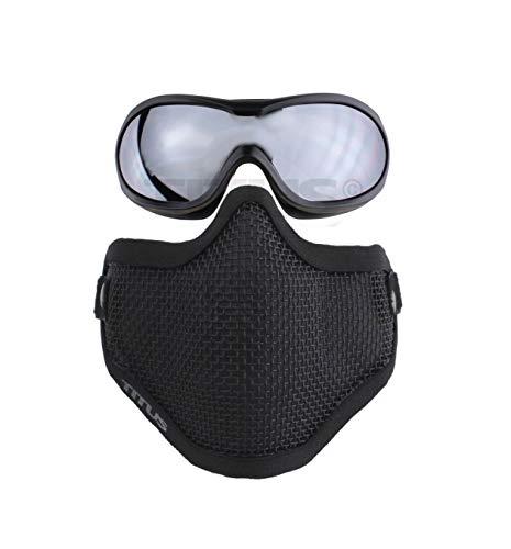 Titus G32Sky Tauchen Snowboarden High Wind Brillen–Sport Riders Sicherheit Tragen