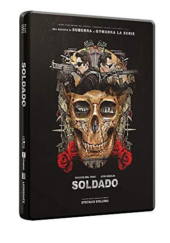 Soldado (Br+Steelbook)