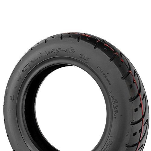 DURO Roller Reifen 3.50-10 51J Motoworx Titano 50, 125, Nova Motors City Star 50, 125, Grace 50 4T
