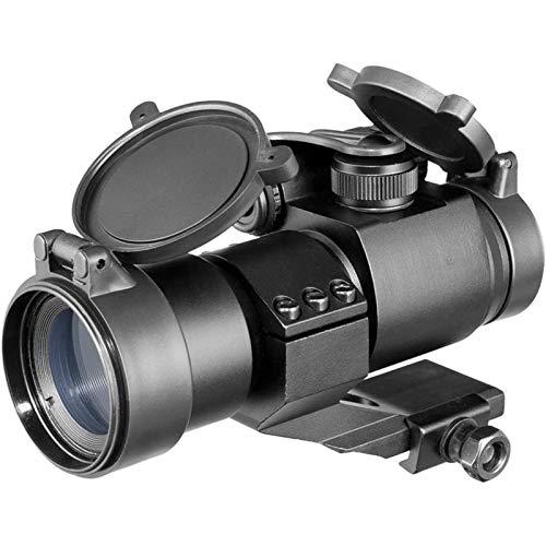 FFTUB Rotpunktvisier 1X30mm Taktisches Holographisches Mikrogewehrfernrohr Mit Montierung Wasserdichter Antibeschlag Stickstoff Gefüllt