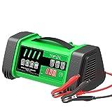 TOPAC 12 Volt 2/10/20A, 24 Volt 2/10A Smart Car Battery Charger