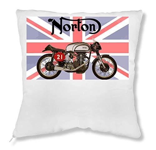 C+P Norton Bike kussen
