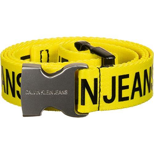 Calvin Klein Jeans Logo Tape Clip W riem
