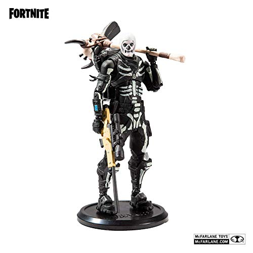 heo MCF10602-2 Fortnite Actionfigur Skull Trooper 18, bunt