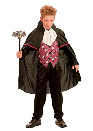 Ciao kostuum Dracula tg.M (5-7 jaar), unisex, zwart, 61011.M