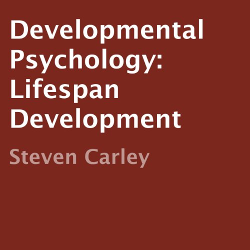 Developmental Psychology audiobook cover art