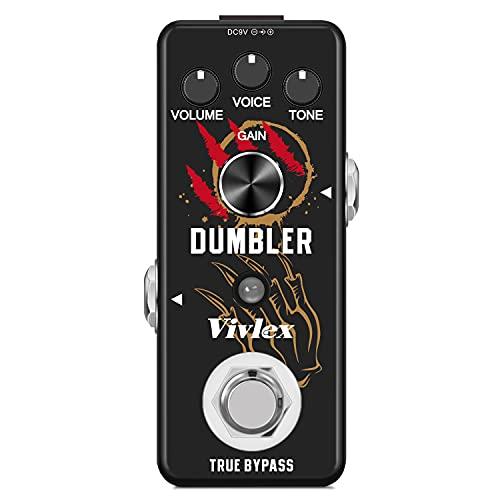 Vivlex LEF-315 Amplifier Simulator Simulation Pedal Low Gain Overdrive...