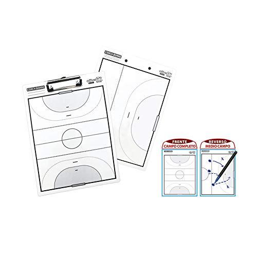 Office Box Coach Board Whiteboard Multisport 23 x 32 cm Basketball Wohnzimmer - Hockey Volleyball Handball -