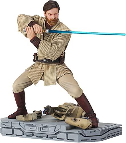 DIAMOND SELECT TOYS Star Wars Milestones: Revenge of The Sith: OBI-Wan Kenobi 1:6 Scale Resin Statue