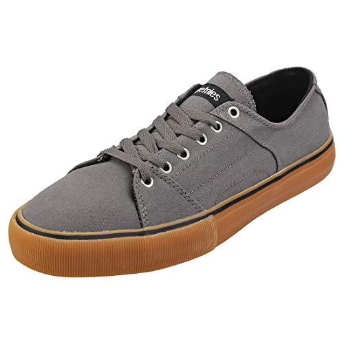 Etnies Rls, Scarpe da Skateboard Uomo, Grigio (367-Grey/Gum 367), 41 EU