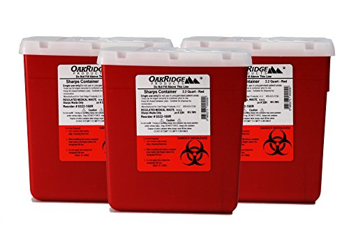 Lab Sharps Containers