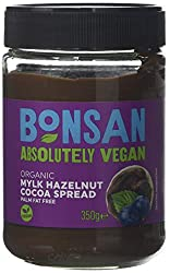 Certified Organic Suitable for vegans Naturally delicious and palm oil free Spread liberally onto toast or pancakes, stir into porridge Use as chocolate icing on homemade bakes or enjoy straight from the jar