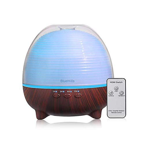 BLUEHILLS Essential Aromatherapy Humidifier Grain S03 600ML