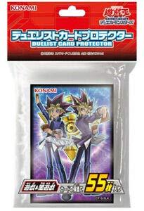 Japanese Konami Official Card Sleeves Yuma 100 Sleeves Sealed