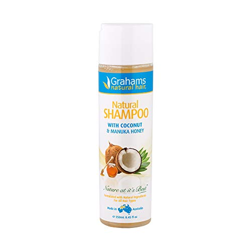 Grahams Shampoo, 250 ml