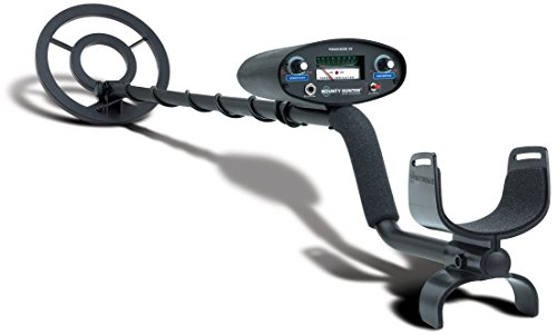 Bounty Hunter Tracker IV Metal Detector with adjustable trash...