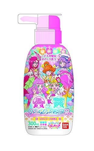 Rinse In Pump Shampoo Tropical ~ Ju! Pretty Cure