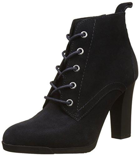 Tommy Hilfiger Damen N1285ANNI 2B Chelsea Boots, Blau (Midnight), 41 EU