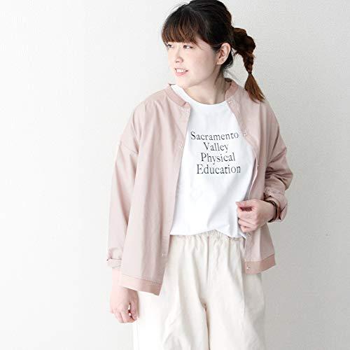 blucielo ブルーチェロ スナップボタンシャツジャケット レディース Fサイズ ピンク