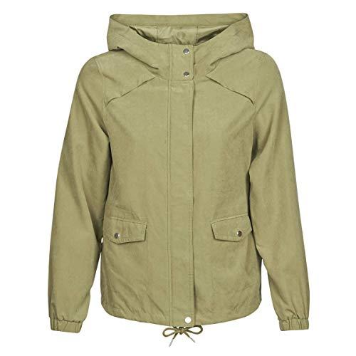 JdY Jdyhazel Jacken Damen Kaki - XS - Jacken/Blazers Outerwear