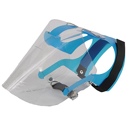 Optivizor Eye Protection for Dogs - Large 73-99 pounds, Head Measuerment 8.3-9.4 inches