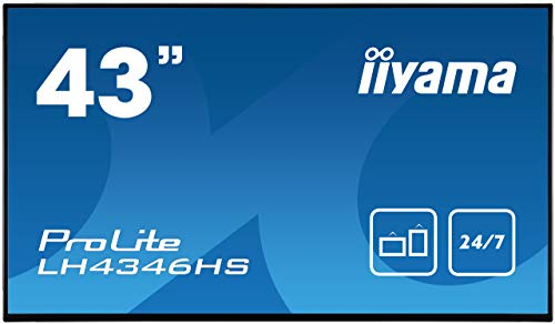 iiyama Prolite LH4346HS-B1 108cm (42.5