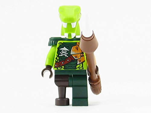LEGO Ninjago Skybound Snake Clancee Minifigura Sky Pirate NUEVO 2016
