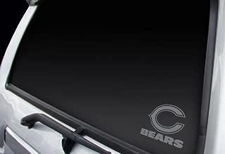 Chicago Bears Window Graphic