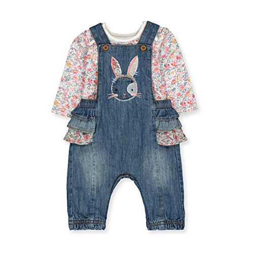 Mothercare Unisex Baby Nb Knitted Dungaree Bekleidungsset