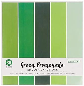 Best green scrapbook paper Reviews