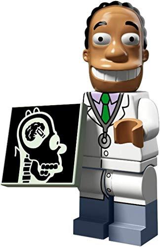 LEGO Simpsons série 2 Dr. Julius Hibbert
