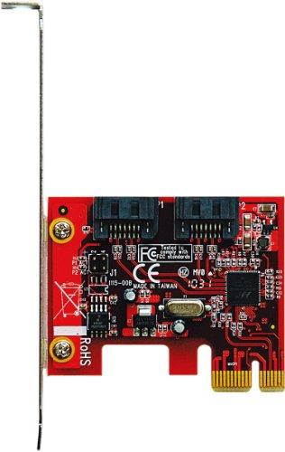玄人志向 NEXTシリーズ PCI-Express x1接続 SATA増設インターフェースボード SATA3-PCIE-I2