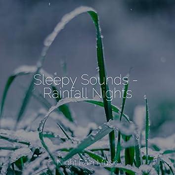Sleepy Sounds - Rainfall Nights