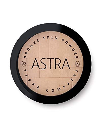 Poudre de teint compacte ensoleillée Bronze Skin 21 - Sabbia Astra Make-Up